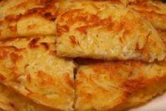 Быстрый завтрак из картофеля и яиц - Jemchyjinka.ru Food To Go, Food And Drink, Apple Pie, Pizza, Tasty, Lunch, Bread, Cheese, Homemade