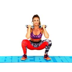 Skye's lower body workoutwill help lift your butt, tone your legs. It is designed to strengthen your posterior chain, arguably your body's most important grouping of muscles.