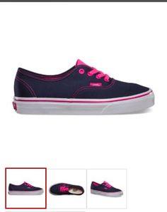 Vans shoes top