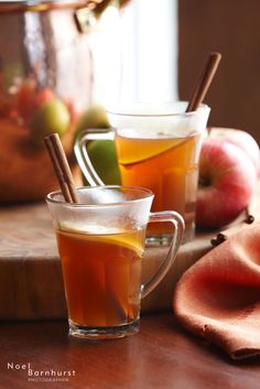 Hot Spiced Cider with Calvados Ingredients: 6 cups apple cider or ...