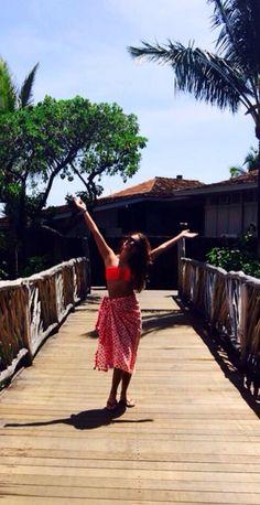 Lea Michele in Hawaii
