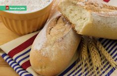 With a crunchy crust and soft center, French bread makes a delicious accompaniment for many meals. Crusty French bread is delicious, and surprisingly easy to make! Signs Of Celiac Disease, Baguette Bread, Allergy Asthma, Gluten Free Diet, How To Make Bread, Food Allergies, Hot Dog Buns, Meals, Baking