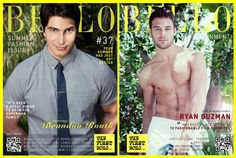 My First Cover Story: Bello's Summer Fashion Issue hits the App Newsstand on iTunes tomorrow, and my interview with Brandon Routh made it to the cover. http://www.thefirstecho.com/2012/06/my-first-cover-story.html