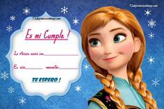 Frozen party by Glam Event Planning Anna Frozen, Disney Frozen, 4th Birthday, Birthday Parties, Ideas Para Fiestas, Frozen Party, Event Planning, Party Invitations, Lunch Box
