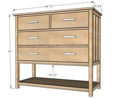 small dresser for the office  john, pls build for me. :)))