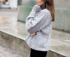 Our Cosy cable knit at Funda