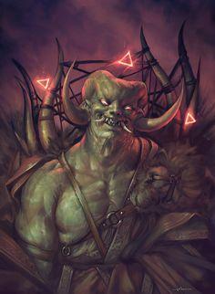 Sabbas Apterus illustration A hell dude Dark Fantasy Art, Dark Art, Arte Obscura, Demon Art, Dark Pictures, Fantasy Illustration, Macabre, Cool Artwork, Character Art