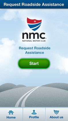 Roadside 2 Go - By National Motor Club, for National Motor Club Members (also available for Android)