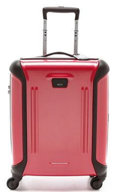 love this bright #pink carry-on http://rstyle.me/n/hcznhr9te