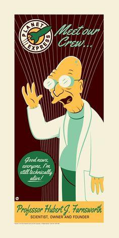 Farnsworth by Dave Perillo