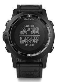 Garmin tactix watch