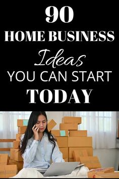 Starting a Home-based Business May Be Easier Than You Think. Many home-based businesses you can start with very little money and very little experience. #workfromhome #business #nofees #free #internet #online #homebusiness