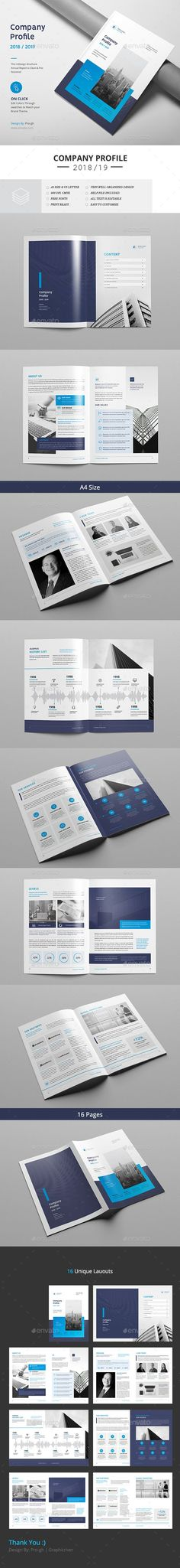 Company Profile 2018 Teacher Brochure, Corporate Brochure, Business Brochure, Company Profile Template, Company Profile Design, Stationery Printing, Stationery Design, Travel Brochure Template, Brochure Design