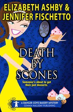 Danger Cove Bakery Mystery series