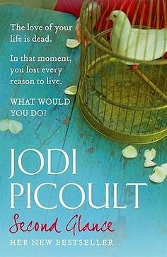Second Glance by Jodi Picoult. Surprisingly I don't have this one by Jodi. I Love Books, New Books, Good Books, Books To Read, I Love Reading, Reading Lists, Book Lists, Reading Den, Beach Reading