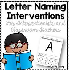 Letter Name Interventions