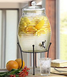 Brava Beverage Jar and Stand Carton Summer Fun, Summer Time, Small Appliances, Kitchen Appliances, Drink Dispenser, Tasty Dishes, Home Decor Items, Beverages, Cold Drinks