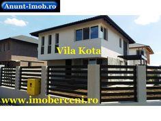 Anunturi Imobiliare Vanzare Vila deosebita P+1 Berceni Ilfov