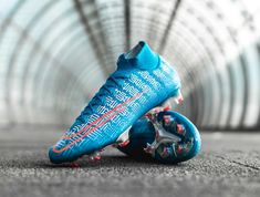 Mercurial Superfly 'Shuai' at Unisport New boots for Cristiano