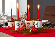 Adventkranz mal anders!