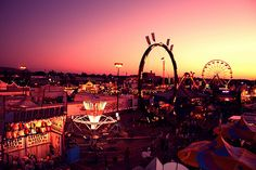 I'm so excited for the fair!