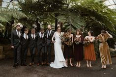 Sydney Botanic Gardens    Joe & Issy — Kelly Jury Bridesmaid Dresses, Wedding Dresses, Botanical Gardens, Garden Wedding, Sydney, Fashion, Bridesmade Dresses, Bride Dresses, Moda