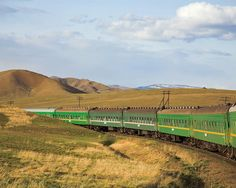 The Trans Siberian Railway is arguably the world's most famous railway journey and certainly one of the great overland journeys of all time.