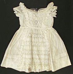 Dress Date: 1884 Culture: American