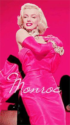 film vintage retro blonde marilyn monroe