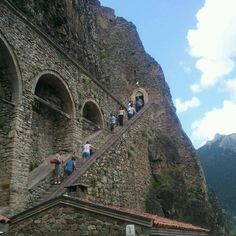 See all photos taken at Sumela Monastery by visitors. Four Square