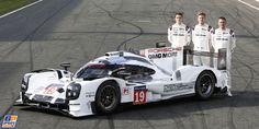 Hülkenberg en Webber kijken uit naar 24 uur van Le Mans