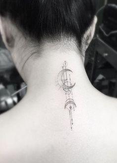 luna significados de los tatuajes                              …
