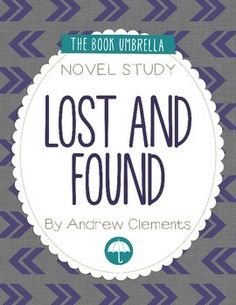 study about lost and found Our reading guide for lost & found by jacqueline sheehan includes a book club discussion guide, book review, plot summary-synopsis and author bio.