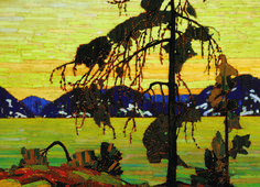 EuroGraphics Jack Pine by Tom Thomson 1000-Piece Puzzle. Although not a member, Tom Thomson directly influenced a group of painters that would come to be known as the Group Of Seven.