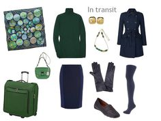 My Favorite Posts: Packing with Navy