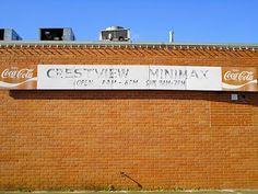 Crestview Minimax IGA located at 7108 Woodrow Ave. Austin Neighborhoods, Light Rail, Austin Texas, Brewery, The Neighbourhood, Rest, History, Space, Life
