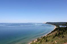 northern michigan travel - dish & tell Sleeping Bear Dunes-been there