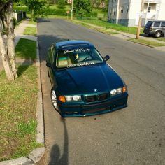 E36 is life