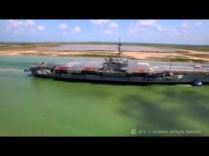 USS Ranger arrives at end of final cruise in Brownsville -4K