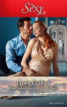 Mills & Boon™: The Greek Demands His Heir by Lynne Graham