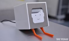 Paper lives: Little Printer and the rebirth of the hard copy | The Verge