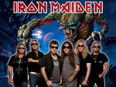 "Iron Maiden"" – Nuevos | CURSO DE REDES"