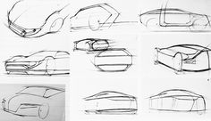 High-level sketches for Michelin Design Challenge 2004.James Owen Design#design #industrialdesign #visual #designlife #sketching #sketches #designer #technique #designsketch #sketchoftheday #productdesign #productdevelopment #vision #carsketch #automotivesketch