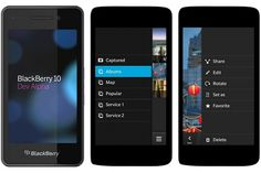 Samsung or Sony may license next BlackBerry 10 Operating System