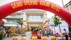 Grand Opening Adamo Hotel in Da Nang
