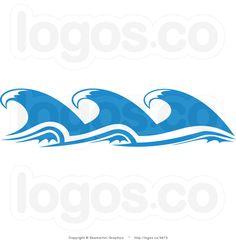 ocean water clip art sea waves stock photo stock image clipart rh pinterest com ocean wave clip art black white ocean wave clip art images