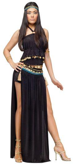 Nile Dancer Adult Costume