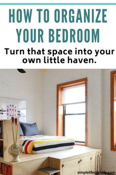 61 Simply Amazing Small Space Hacks For Your Tiny Bedroom images ideas from Best Room Ideas Small Bedroom Hacks, Small Bedroom Organization, Small Space Bedroom, Small Spaces, Bedroom Ideas, Bedroom Makeovers, Organization Ideas, Bedroom Decor, Clean Bedroom