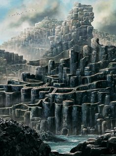 ~ stoneworld ~ by ChristianGerth on deviantART