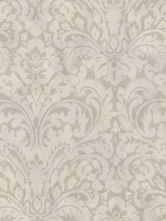 Interior Place - Pale Gray on Gray GN81109 Leaf